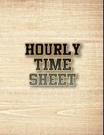 Hourly Time Sheet