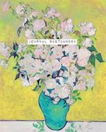 Journal Sketchbook, Vincent Van Gogh