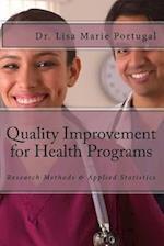 Quality Improvement for Health Programs