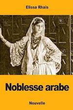 Noblesse Arabe