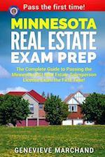 Minnesota Real Estate Exam Prep af Genevieve Marchand