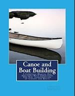 Canoe and Boat Building