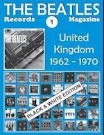 The Beatles Records Magazine - No. 1 - United Kingdom - Black & White Edition