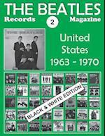 The Beatles Records Magazine - No. 2 - United States - Black & White Edition