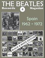 The Beatles Records Magazine - No. 4 - Spain - Black & White Edition