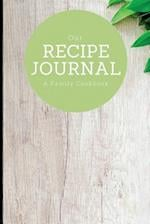 Our Recipe Journal