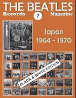 The Beatles Records Magazine - No. 7 - Japan - Black & White Edition