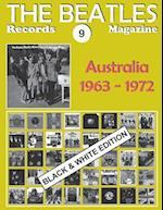 The Beatles Records Magazine - No. 9 - Australia - Black & White Edition