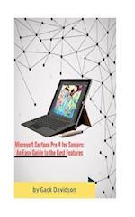 Microsoft Surface Pro 4 for Seniors