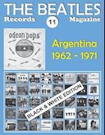 The Beatles Records Magazine - No. 11 - Argentina - Black & White Edition