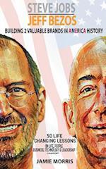 Steve Jobs Jeff Bezos
