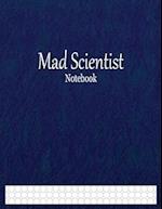 Mad Scientist Notebook