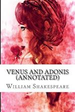 Venus and Adonis (Annotated)