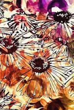 Chrysanthemum Notebook