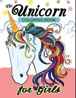 The Unicorn Coloring Books for Girls