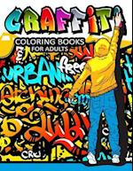 Graffiti Coloring Books for Adults