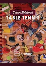 Coach Notebook - Table Tennis