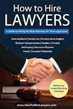 How to Hire Lawyers
