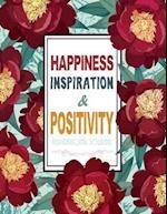 Happiness - Inspiration & Positivity - Inspirational Journal