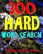 300 Hard Word Search