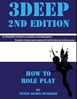 3deep 2nd Edition How to Role Play
