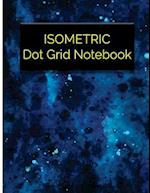 Isometric Dot Grid Notebook