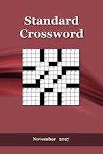 Standard Crossword
