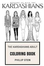 The Kardashians Adult Coloring Book