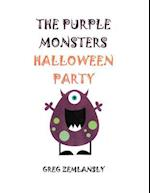 The Purple Monsters Halloween Party