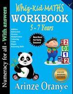 Whiz-Kid Maths 5-7 Workbook