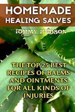 Homemade Healing Salves