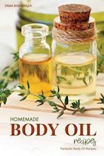 Homemade Body Oil Recipes