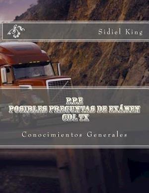 P.Osibles P.Reguntas E. Xamen CDL TX