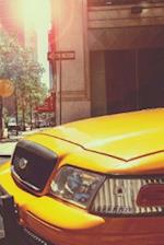 New York City Yellow Cabs Notebook