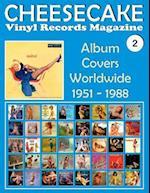 Cheesecake - Vinyl Records Magazine No. 2
