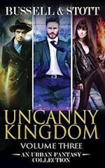 Uncanny Kingdom, Collected Volume Three