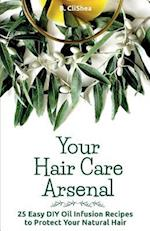 Your Hair Care Arsenal