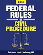 Federal Rules of Civil Procedure 2018
