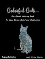 Colorful Cats Vol 1