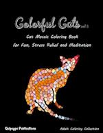 Colorful Cats Vol 2