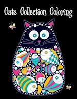 Cats Collection Coloring