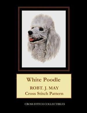White Poodle: Robt. J. May Cross Stitch Pattern