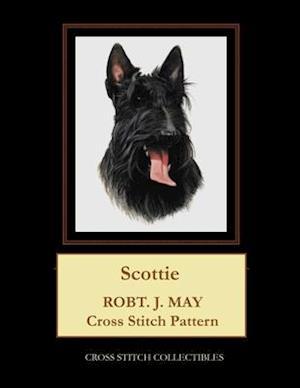Scottie: Robt. J. May Cross Stitch Pattern