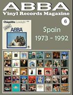 Abba - Vinyl Records Magazine No. 6 - Spain (1973 - 1992)