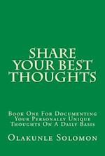 Share Your Best Thoughts