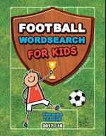 Football Wordsearch for Kids