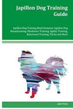 Japillon Dog Training Guide Japillon Dog Training Book Features af Jack Knox