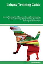 Labany Training Guide Labany Training Book Features