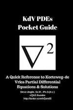 Kdv Pdes Pocket Guide