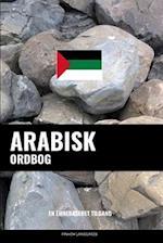 Arabisk Ordbog